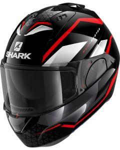 Shark Evo ES Yari Black/Red/White KRW