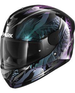 Shark D-Skwal 2 Shigan Black/Violet/Glitter KVX