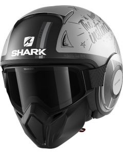 Shark Street Drak Tribute RM Matt Silver/Anthracite/Anthracite SAA