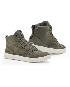 REV'IT Arrow Shoes Olive Green/White