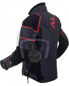 Rukka Exegal Jacket Grey/Red 290