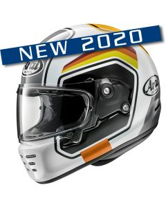 Arai Concept-X Number White