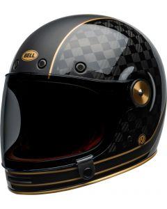 BELL Bullitt Carbon Carbon RSD Check-It Matt/Gloss Black