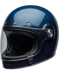 BELL Bullitt DLX Flow Gloss Light Blue/Dark Blue