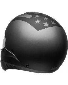 BELL Broozer Free Ride Matt Gray/Black