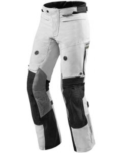 REV'IT Dominator 2 GTX Pants Light Grey/Green