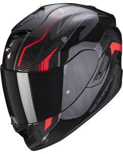 Scorpion EXO-1400 AIR Fortuna Black/Red