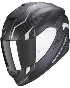 Scorpion EXO-1400 AIR Fortuna Matt Black/Silver