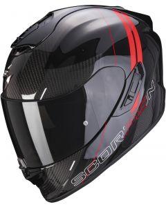 Scorpion EXO-1400 AIR Carbon Obscura Matt Black/Black