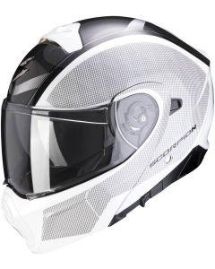 Scorpion EXO-930 Cielo Pearl White/Black