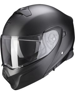 Scorpion EXO-930 SMART Solid Matt Pearl Black
