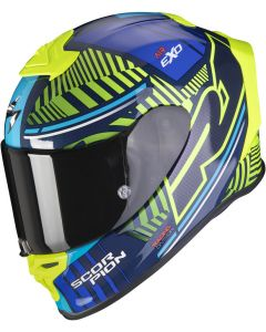 Scorpion EXO-R1 AIR Victory Blue/Neon Yellow