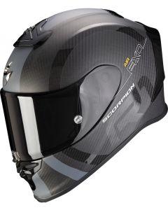 Scorpion EXO-R1 AIR Carbon Mg Matt Black/Silver