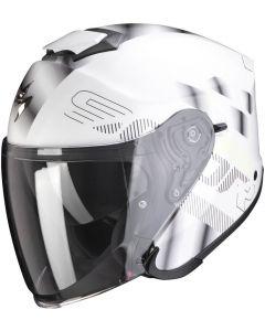 Scorpion EXO-S1 Gravity Pearl White/Silver