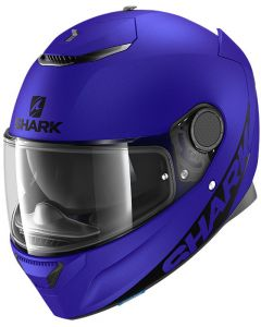 Shark Spartan 1.2 Matt Blue B02