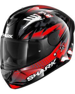 Shark D-Skwal 2 Penxa Black/Red/Antracite KRA