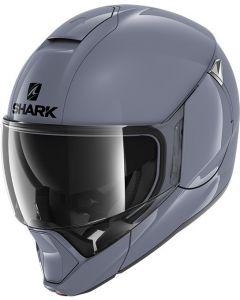 Shark Evojet Gloss Silver/Nardo S01