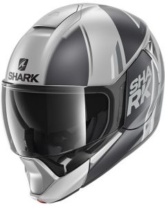 Shark Evojet Vyda Matt Silver/Antracite/Black SAK