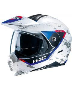 HJC C80 Bult White/Blue 253