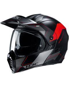 HJC C80 Rox Black/Red 138