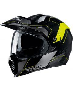 HJC C80 Rox Black/Yellow 178