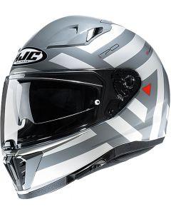 HJC I70 Watu Grey/White 887