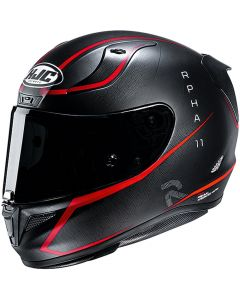 HJC RPHA-11 Jarban Black/Red 130