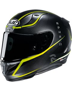 HJC RPHA-11 Jarban Black/Yellow 170