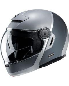 HJC V90 Mobix Light Grey 580