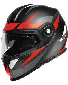 Schuberth S2 Sport Polar Black/Red 183