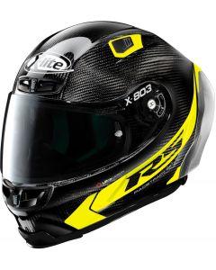 X-Lite X-803 RS ULTRA CARBON Hotap Black/Yellow 16