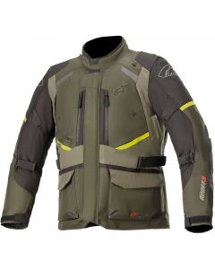 Alpinestars Andes V3 Drystar Jacket Forest Military Green 619