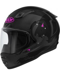 ROOF RO200 Carbon Panther Black / Pink Fluo