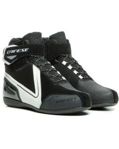Dainese Energyca Lady D-WP Shoes Black/White 622