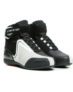 Dainese Energyca Lady Air Shoes Black/White 622