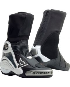 Dainese Axial D1 Boots Black/White 622