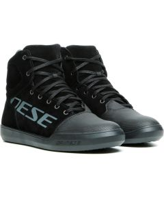 Dainese York D-WP Shoes Black/Anthracite 604