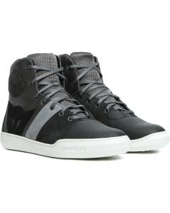 Dainese York Air Shoes Dark Carbon/Anthracite 05D