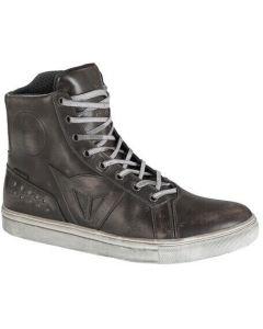 Dainese Street Rocker D-WP Shoes Black 001