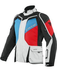 Dainese D-Explorer 2 Gore-Tex Jacket Glacier Gray/Blue/Lava Red/Black 80C