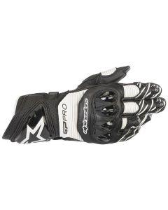 Alpinestars GP Pro R3 Gloves Black/White 12