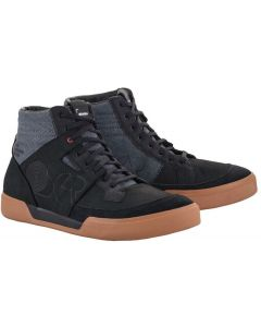Alpinestars Grange Riding Shoes Black/Mood/Indigo 1714