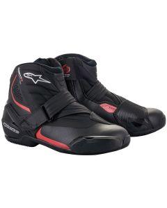 Alpinestars SMX-1 R V2 Shoes Black/Red 13