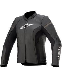 Alpinestars Stella Kira V2 Leather Jacket Black 10