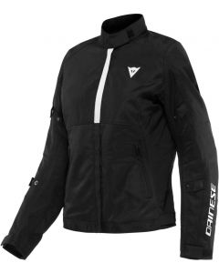 Dainese Risoluta Air Tex Lady Jacket Black/White 622