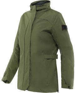 Dainese Toledo D-Dry Lady Jacket Bronze Green 17G