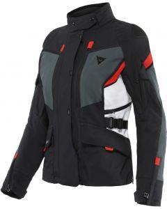 Dainese Carve Master 3 Gore-Tex Lady Jacket Black/Ebony/Lava Red 06C