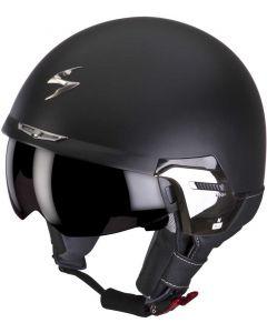 Scorpion EXO-100 PADOVA II Black Matt-Black