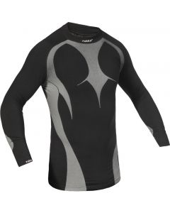 Rukka Seamless Max Men Shirt Black 990