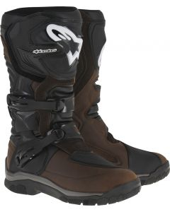 Alpinestars Corozal Adventure Drystar Boots Oiled Leather Brown/Black 82